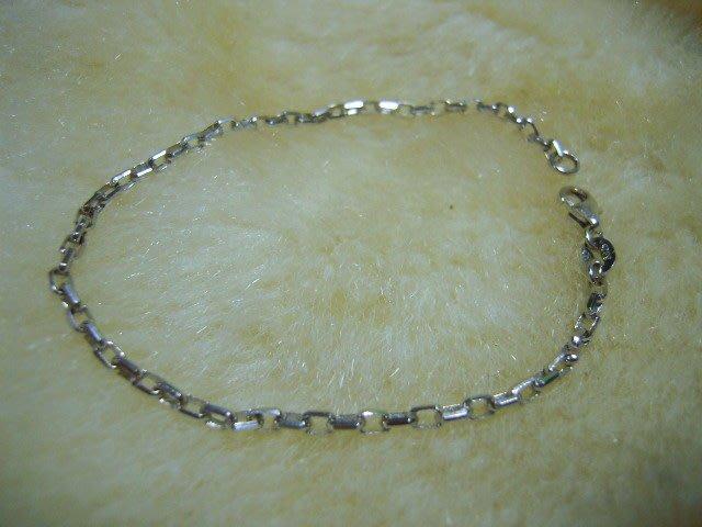 ※水晶玫瑰※ 925純銀手鏈(RD119)