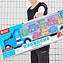 鐵道模型高檔貨柜男孩軌道車2-兒童套裝汽車模型聲光收納車小火車玩具合金