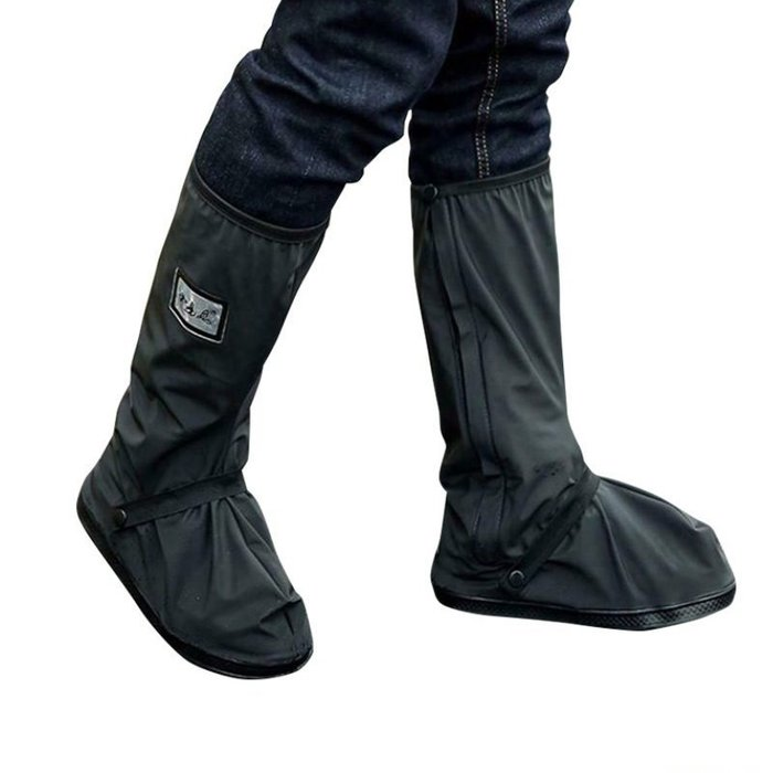 【現貨-免運費!台灣寄出】防雨鞋套 防水防風 電動車摩托車鞋套 自行車雨鞋套【WI060】