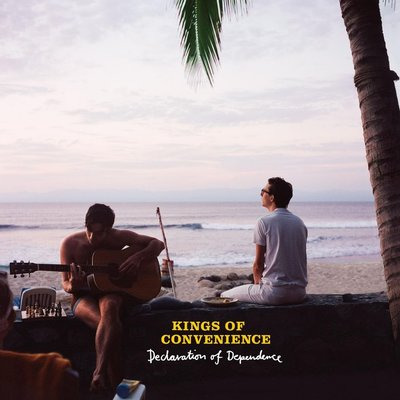 正版CD《好自在樂團》靠得住/KINGS OF CONVENIENCE Declaration of Dependenc