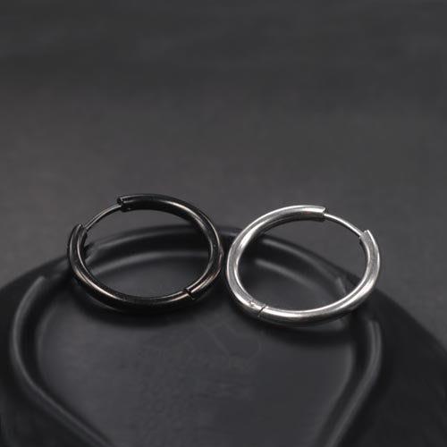 耳釘  韓版簡約純銀耳環