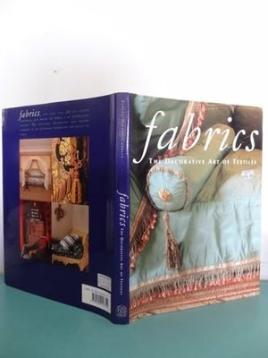 典藏乾坤&書---藝術設計手工藝DIY FABRICS THE DECORATIVE ART OF TEXTILES T