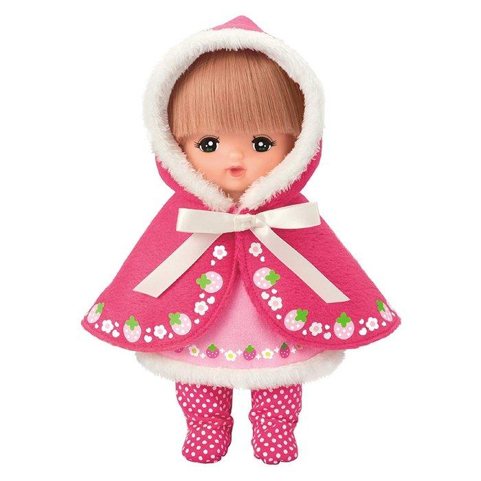 小美樂娃娃配件 草莓小斗篷(不含娃娃) _PL51393原價575元 日本幼兒園最愛娃娃 永和小人國玩具店