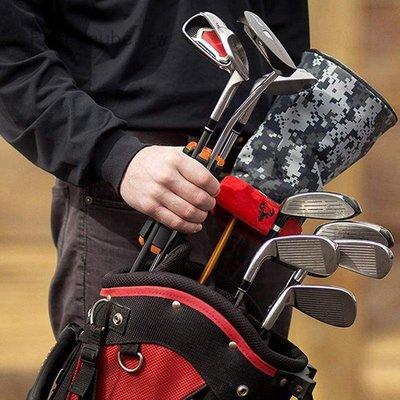 Golf Club Carrier 高爾夫球桿固定器固定夾 收納器