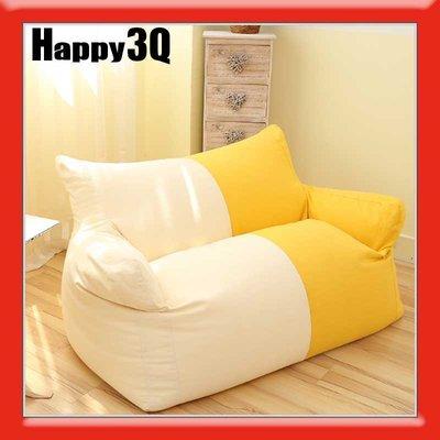 臥室躺椅客廳電腦椅雙人沙發躺椅沙發床-紅/藍/黃/棕/桃【AAA0931】預購