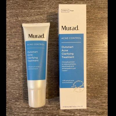 Murad 美瑞德/慕勒 Outsmart Acne Clarifying Treatment 抗痘潔淨修護 50ml