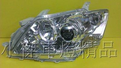☆小傑車燈☆全新高品質camry 06 07 08 camry 6代 轉向式魚眼 原廠型hid版大燈單顆價