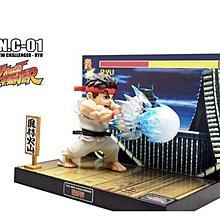 BigBoysToys Big Boys Toys 街霸 T.N.C-01 RYU Street fighter 阿龍 阿隆