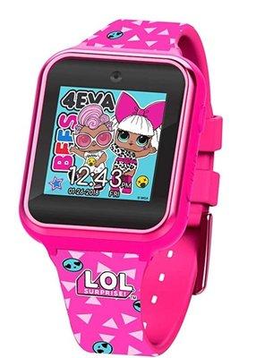 預購 美國帶回 LOL Surprise 驚喜寶貝蛋 火紅 觸控 兒童智能手錶 電子錶 智慧手錶 生日禮 甜美女孩