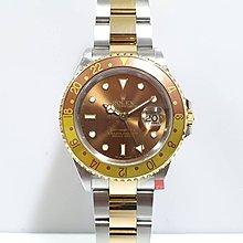 Rolex 勞力士 GMT-Master II 16713 舊沙士品項優 絕版稀少錶徑40mm 大眾當舖 編號9155