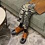 4/6新品►DR.DESIGN│DR3191-小眾英倫風 真皮復古 方頭 拼色 編織設計 粗跟 牛津鞋 小皮鞋 黑/棕