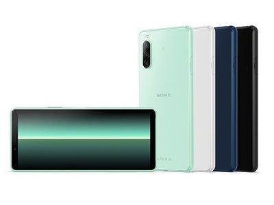 Sony Xperia 10 II 2 具備 IP68 防塵防水 嘉義 全新台灣公司貨保固一年 空機 免門號