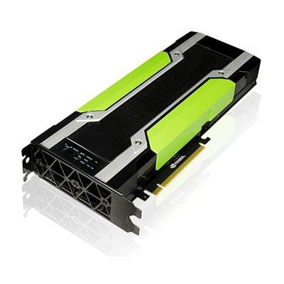 顯卡全新原裝 NVIDIA TESLA K80顯卡 24GB GPU加速運算卡AI深度學習卡