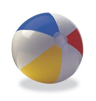 [衣林時尚] INTEX 20吋 充氣沙灘球 海灘球 充氣球 (充氣後直徑約32cm) 59020 大出清 批發 切貨 新北市