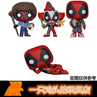【現貨】北美正版 Funko POP 死侍 Deadpool Parody