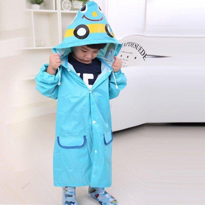 日和生活館 兩件式雨衣水衣正韓國版兒童雨衣男童女童雨鞋套裝小學生小孩雨衣6-8-12中大童幼兒園防水10-16 S988