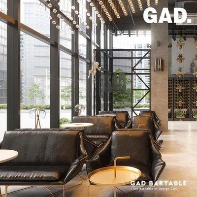 GAD威靈頓 東京簡約休閒咖啡廳桌椅組合奶茶店雙人卡座沙發組合-閨蜜裝-可開發票