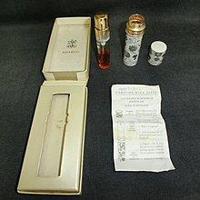 少見 古董香水 收藏用 NINA RICCI PARFUM 香精 7.5ml