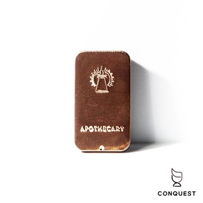 【 CONQUEST 】THE APOTHECARY Cornerstone Cologne 基石 體香膏 固態香水