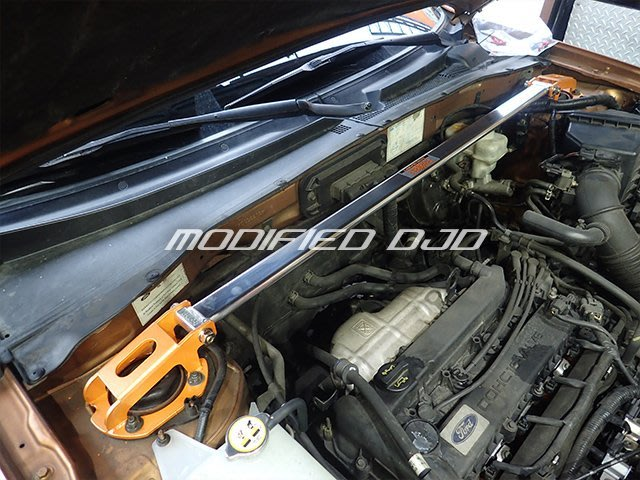 DJD 16 FO-I0429 福特 FORD ESCAPE SUMMIT 鋁合金前上拉桿 實車安裝