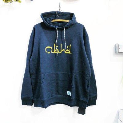 【希望商店】⸨✔寄賣商品⸩ NEIGHBORHOOD SLUB/C-HOODED 20SS 字體 長袖 連帽T恤