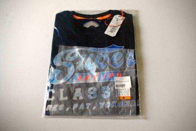 ?? Superdry Classics Lite T-Shirt 極度乾燥 印花短袖T恤 (S)  A&F
