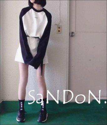 SaNDoN x『MOUSSY』春季新色 MSY拚色長板棒球OP TEE SLY SNIDEL 180119