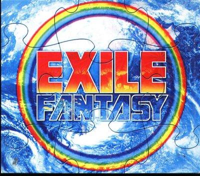 K - EXILE - FANTASY - 日版 BOX CD+DVD