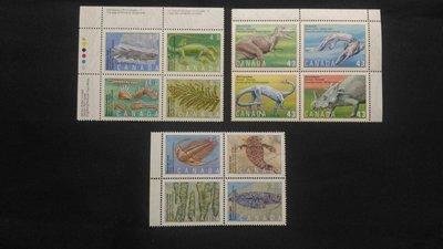 加拿大史前生物郵票