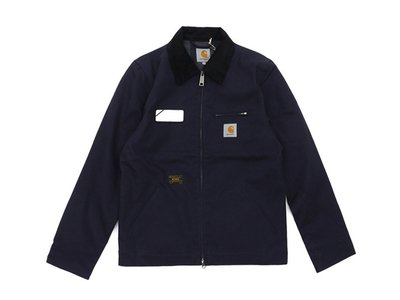 【希望商店】 WTAPS x CARHARTT DETROIT JACKET 15AW 聯名 刺繡 夾克