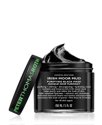 Peter Thomas Roth 彼得羅夫 IRISH MOOR MUD MASK愛爾蘭黑泥淨化面膜150ML
