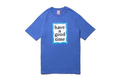 """[ LAB Taipei ] have a good time """" BLUE FRAME S/S"""" (Azure)"""