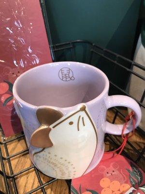 星巴克 Starbucks 2020 限量 新春福袋 鼠運亨通馬克杯 新年 鼠年