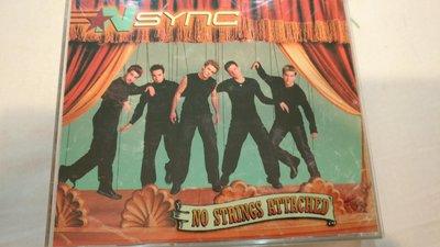 超級男孩 NSYNC - No strings attached