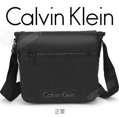 生日禮物 ㊣ CK包 翻蓋背包 Calvin Klein IPAD包 收款包 側背包 機車包