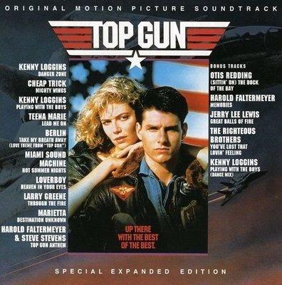 【進口版】捍衛戰士 電影原聲帶 Top Gun (Expanded Edition)  --4982072