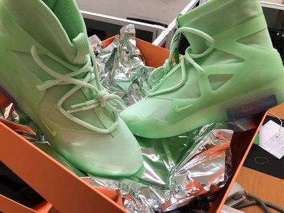 Nike Air Fear of God 1 US12 Frosted Spruce限時特價