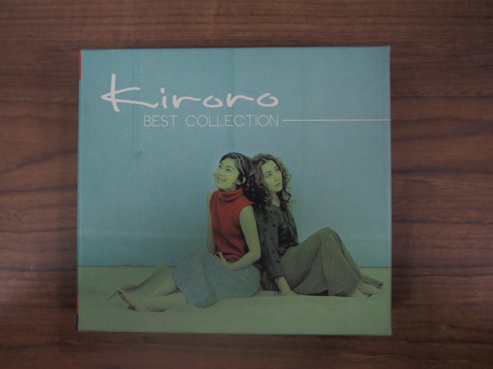 ◎MWM◎【二手CD】日本/ Kiroro-Best Collection:2CD,品項如圖