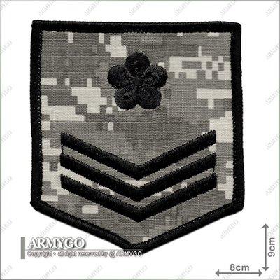 【ARMYGO】陸軍士兵臂章 (ACU數位迷彩) (上兵)