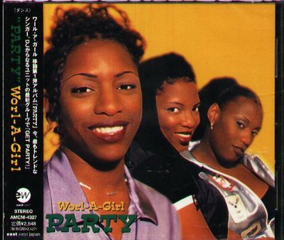 K - WORL-A-GIRL - PARTY - 日版 WORL A GIRL 1997 - NEW