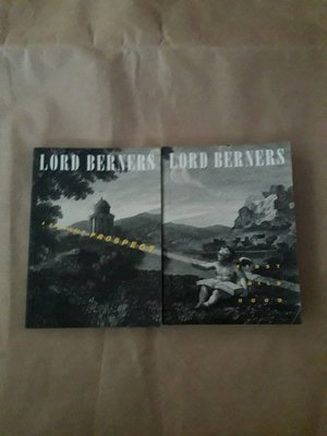 標即結)Lord Berners-A Distant Prospect+First Childhood(英文版,2本合售