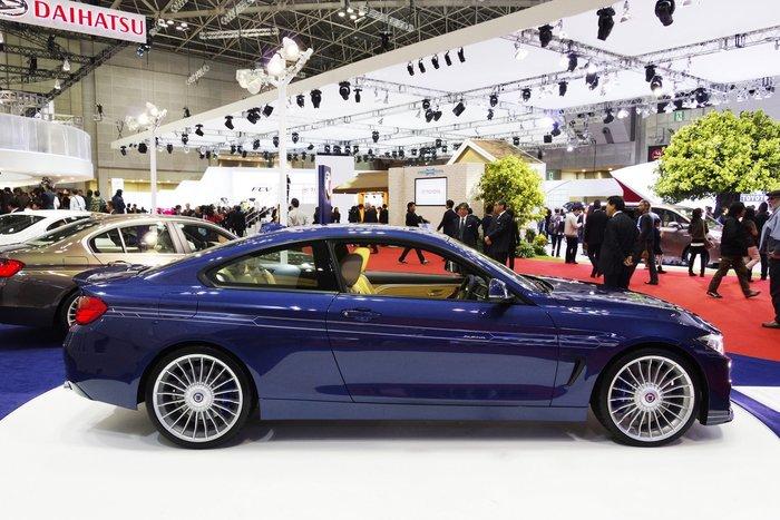 【樂駒】 德國 Alpina BMW F32 F33 車身 貼紙 改裝 精品 外觀 套件