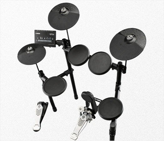 造韻樂器音響- JU-MUSIC - 全新 YAMAHA DTX402K 電子鼓