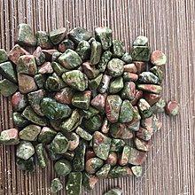 ╭☆雨過天青☆╮精選進口天然綠蘿蘭 紫水晶 白水晶 粉晶 紅琥眼 黑琥眼手工藝DIY晶礦碎石