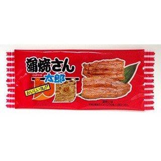 日本常銷 涮嘴零食    太郎燒肉片 (蒲燒鰻魚口味) 30片賣場~  大人小孩都喜歡 配茶或啤酒都對味
