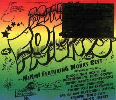 (甲上) MINMI - FRIENDS MINMI featuring works BEST - 2CD 湘南乃風 10-FEET