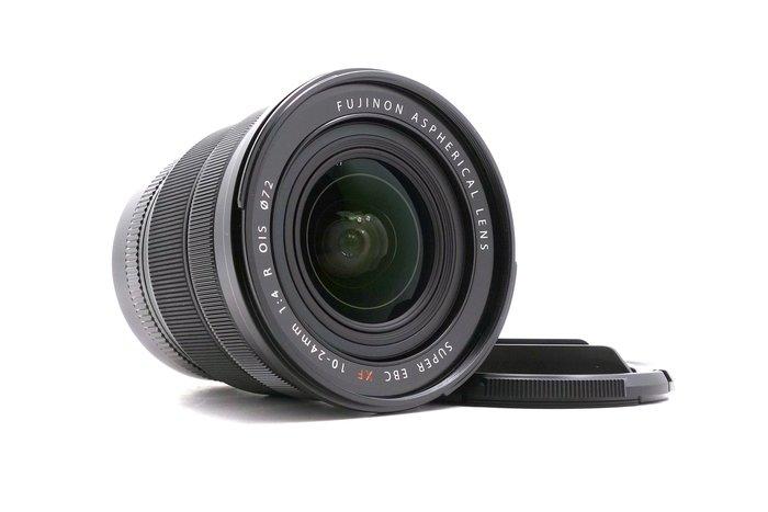 【台中青蘋果】FUJIFILM Fujinon XF 10-24mm f4 R OIS 二手 鏡頭 #27213