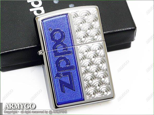 【ARMYGO】ZIPPO原廠打火機-NO.28658