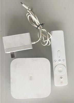 二手小米盒子3 增強版 4K高清網路電視機頂盒播放器 WIFI