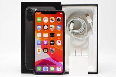 【高雄青蘋果3C】Apple iPhone 11 Pro 64GB 太空灰 5.8吋 iOS 13.3 #53417